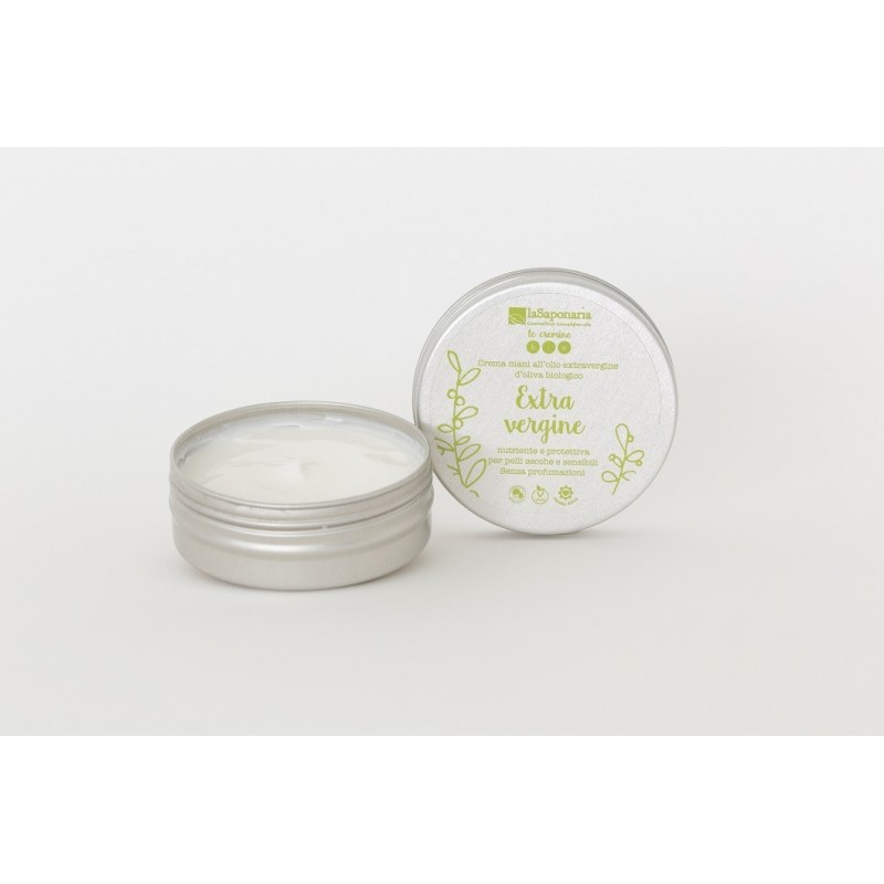 Crema de maini cu ulei extra-virgin de masline 60 ml
