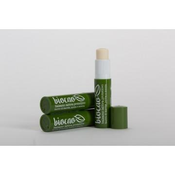 Balsam organic protector pentru buze 5.7 ml