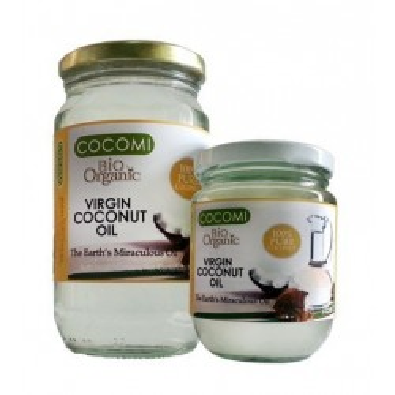 Ulei virgin Bio de cocos