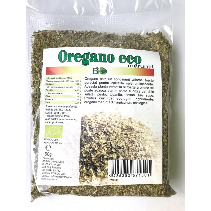 Oregano maruntit Eco 50g