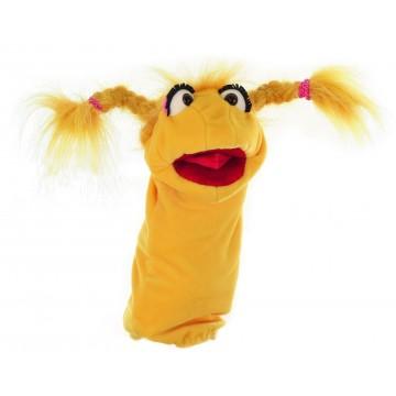 Papușă Living Puppets - 252 Misses Schnatterschnute Worm