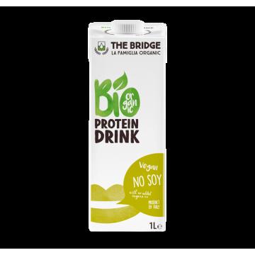 Băutură proteică pe bază de năut - The Bridge