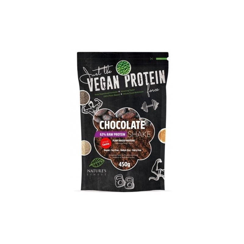 Shake  Proteic de ciocolată cu Stevie  - Nutrisslim Superfood
