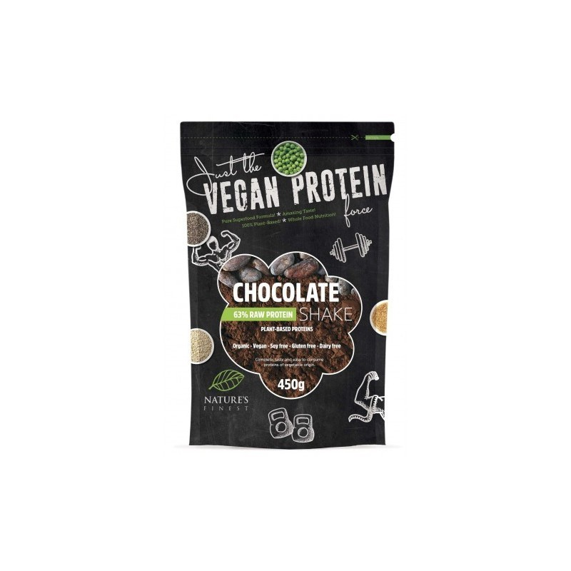 Shake Proteic cu ciocolată - Nutrisslim Superfood