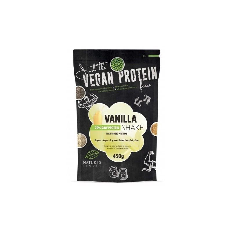 Shake Proteic cu vanilie  - Nutrisslim Superfood