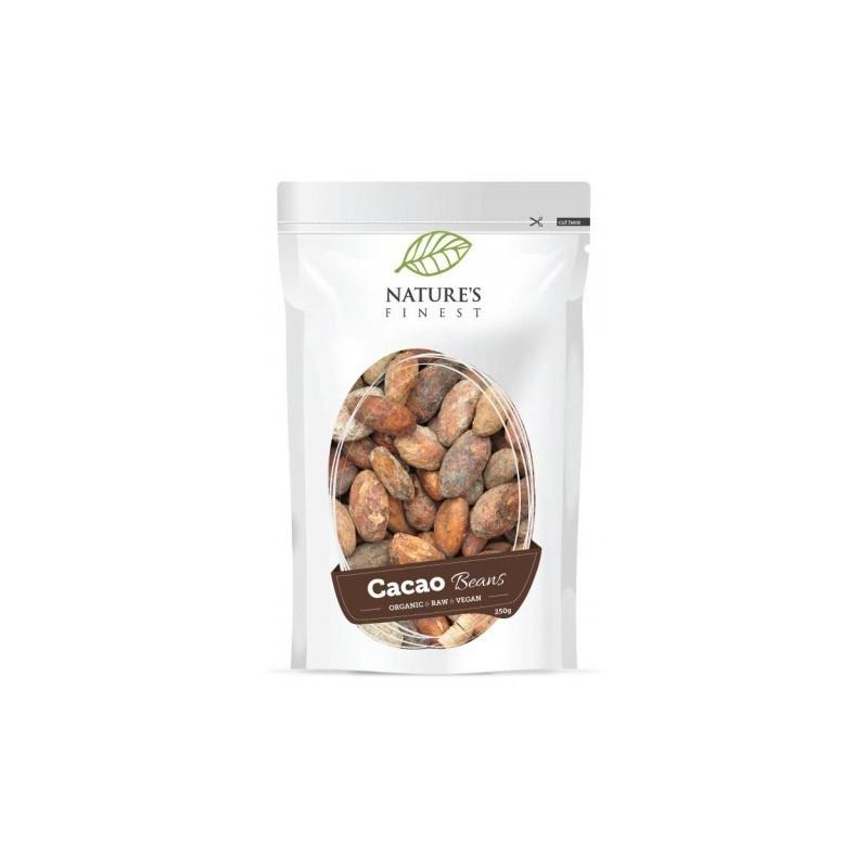 Boabe de cacao 250g - Nature`s Finest