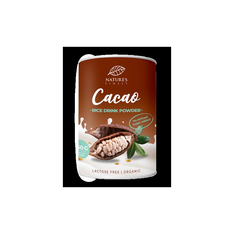 Băutură instant de orez cu cacao Eco