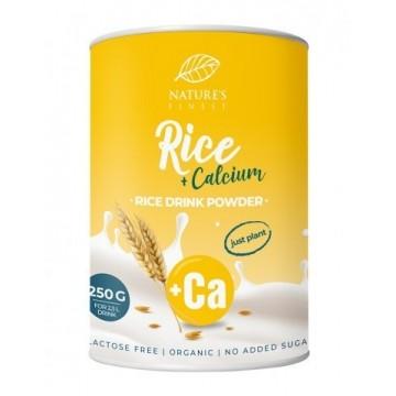 Băutură instant de orez cu calciu