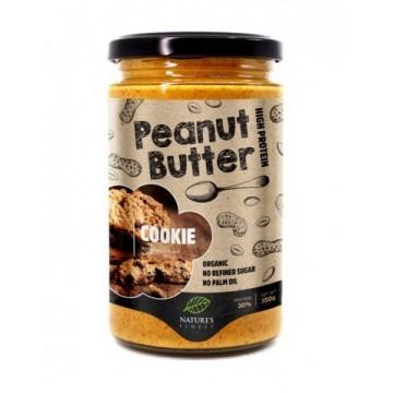 Unt de arahide Cookies - Nature`s Finest
