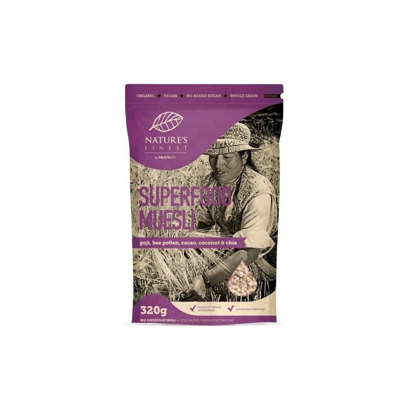 Superfood Muesli Bio - Nature`s Finest