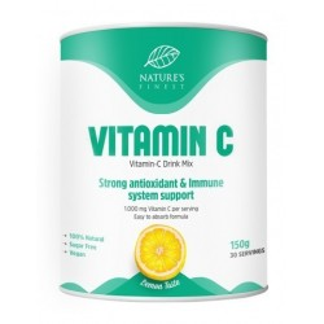 Vitamina C - Drink Mix  150g - Nature`s Finest