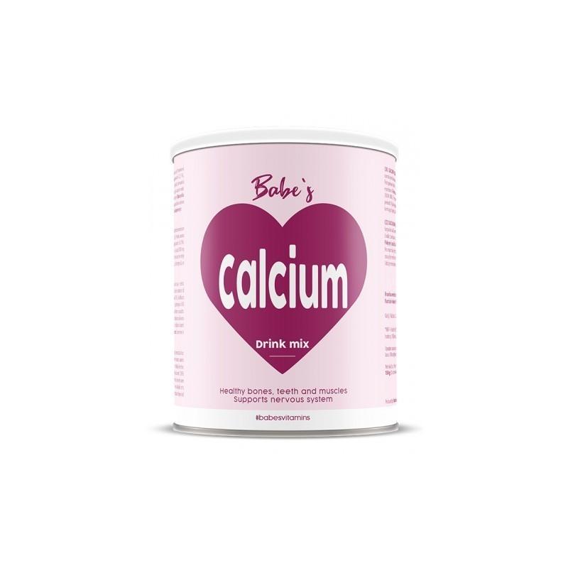 Babe`s calcium - Supliment alimentar cu calciu