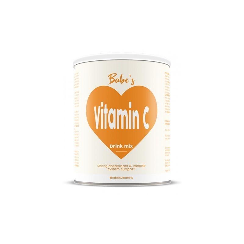 Babe`s Vitamin C - Supliment alimentar cu vitamina C
