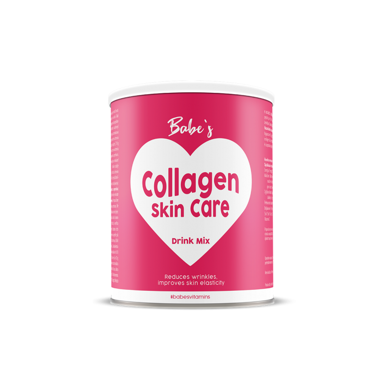 Babe`s Collagen Skin Care - Supliment alimentar cu colagen