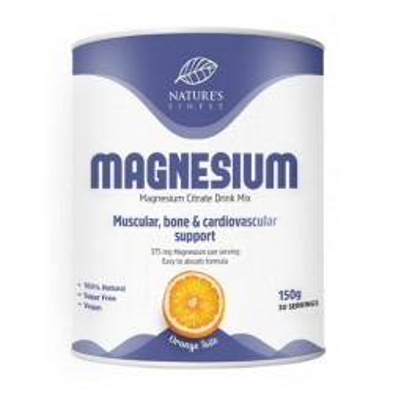 Magneziu Citrat - Nature`s Finest