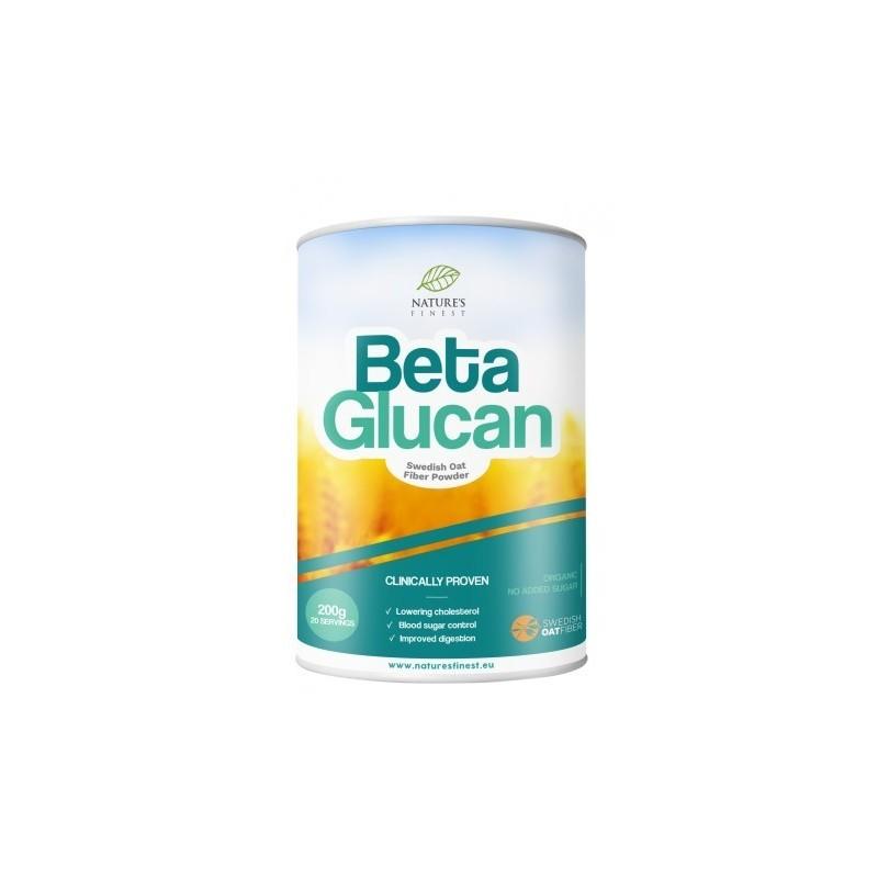 Beta Glucan - Nature`s Finest