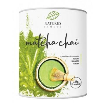 Matcha Chai Latte - Nature`s Finest