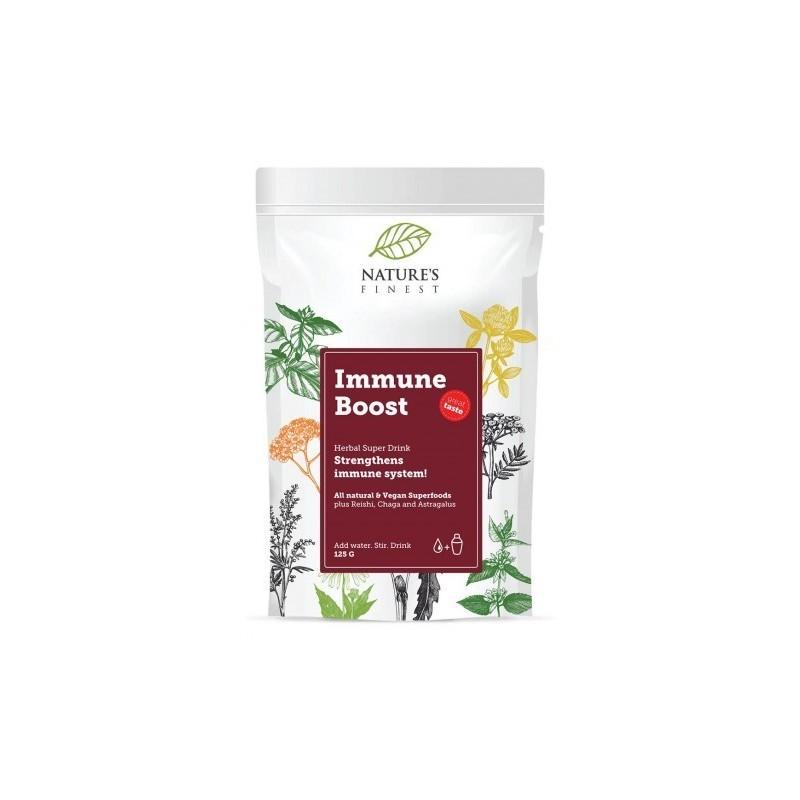 Immune boost - Supliment pentru susținerea imunității - Nature`s Finest