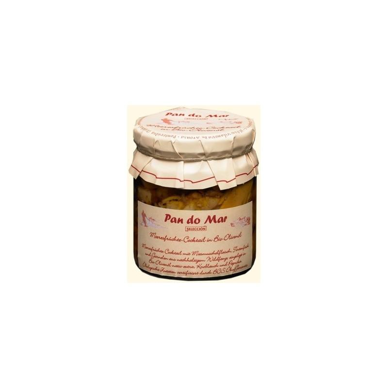 Tentacule de caracatita in ulei BIO de masline 120g