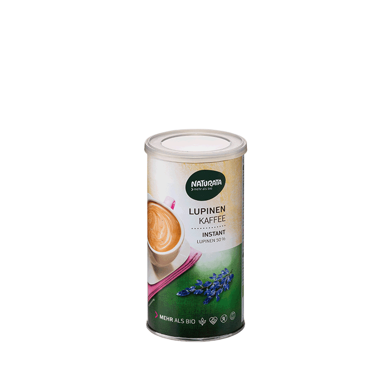Cafea din Lupin Instant - Naturata