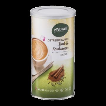 Cafea instant cu scorțișoară și cardamon - Naturata