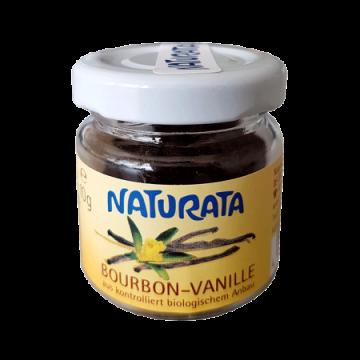 Vanilie Bourbon macinată - Naturata
