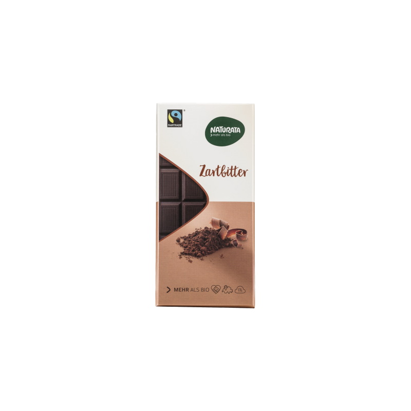 Ciocolată neagră - Naturata