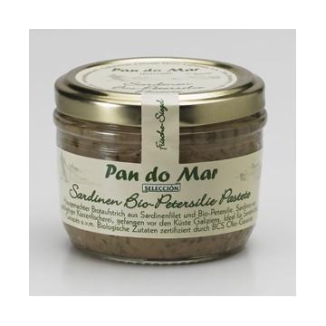 Sardine file in ulei BIO de masline 120g