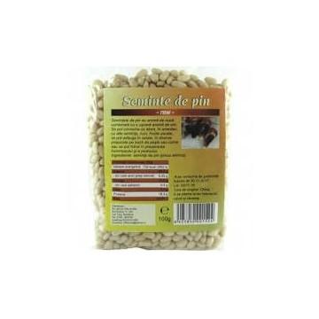 Cremă ECO tartinabilă Hummus, fără gluten cu Tomate și Pesto - 95G
