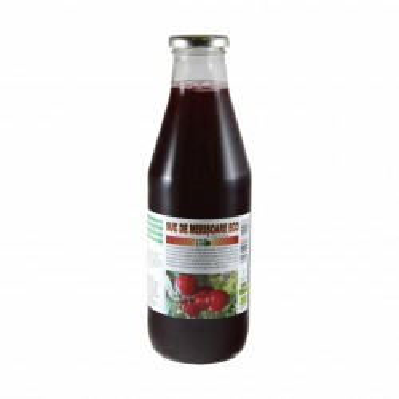 Suc de Merisoare Neindulcit Bio 750 ml