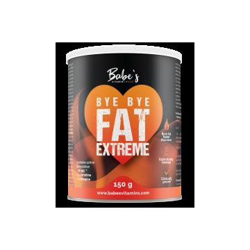 BABE' S BAUTURA BYE BYE FAT EXTREME  150 G