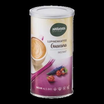 Cafea eco de cereale lupin instant cu guarana si sirop de porumb 150 gr