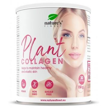 Colagen plant vegan cu acid hialuronic 120 gr
