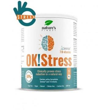 Ok! Stress- Bautura pentru reducerea stresului 150 gr