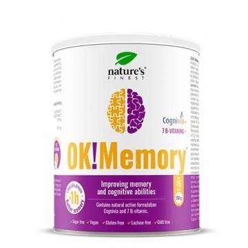 OK! Memory- Bautura pentru imbunatatirea memoriei 150 gr