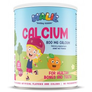 Malie - Calciu pudra 800 mg 150 gr