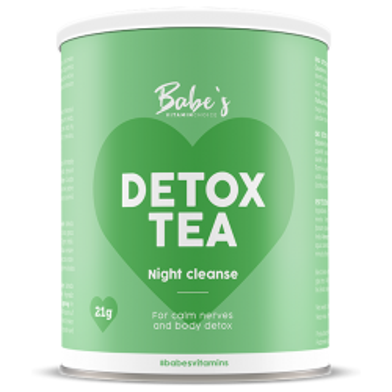 Babe's ceai detox night cleanse 7 pl x 3 g