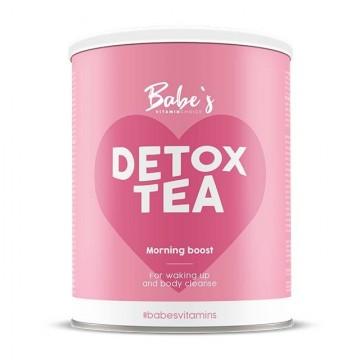 Babe's ceai detox morning boost 14pl x 3 g