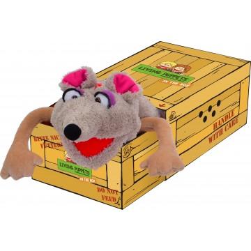 Marioneta in cutie Soricelul Vallerie 30 cm (W719)
