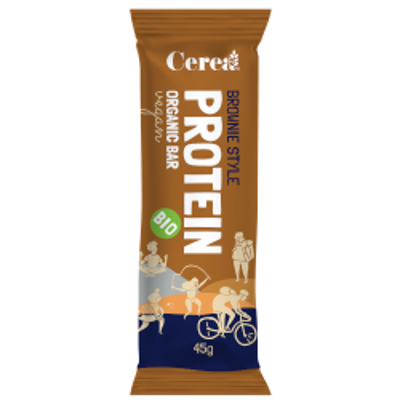 Baton eco proteic cu ciocolata 45 gr (fara gluten)