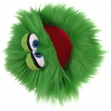 Monstrul Vorbaretul Verde 20 cm (W807)