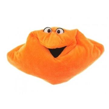 Perna portocalie 40cm x 40 cm (W236)