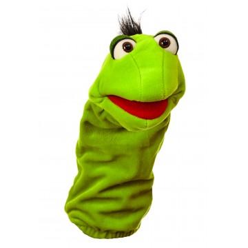Marioneta Manusa Herbert verde 38 cm (W273)