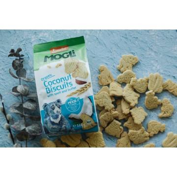 Biscuiti ECO ursuleț Mogli - 125 g