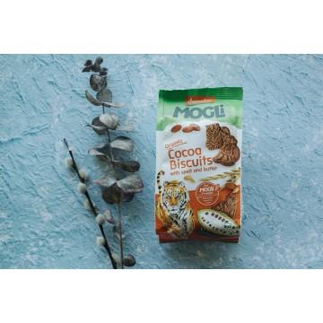 Biscuiti ECO tigru Mogli - 125 g