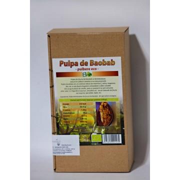 Pulpa Baobab pulbere eco, 125g