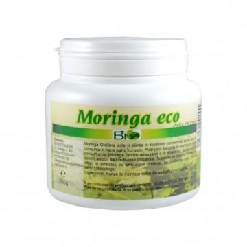 Moringa- pudra din frunze, 200g