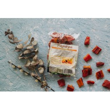 Fructe uscate de Papaya, 150g