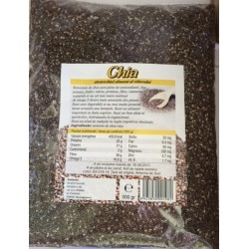 Seminte de Chia 500 g