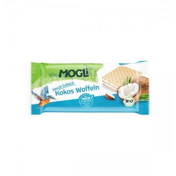 Napolitane Mogli cu crema de cocos